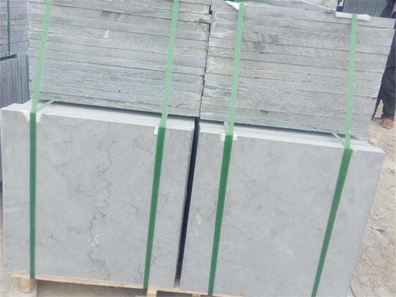 20厚自然面青石板