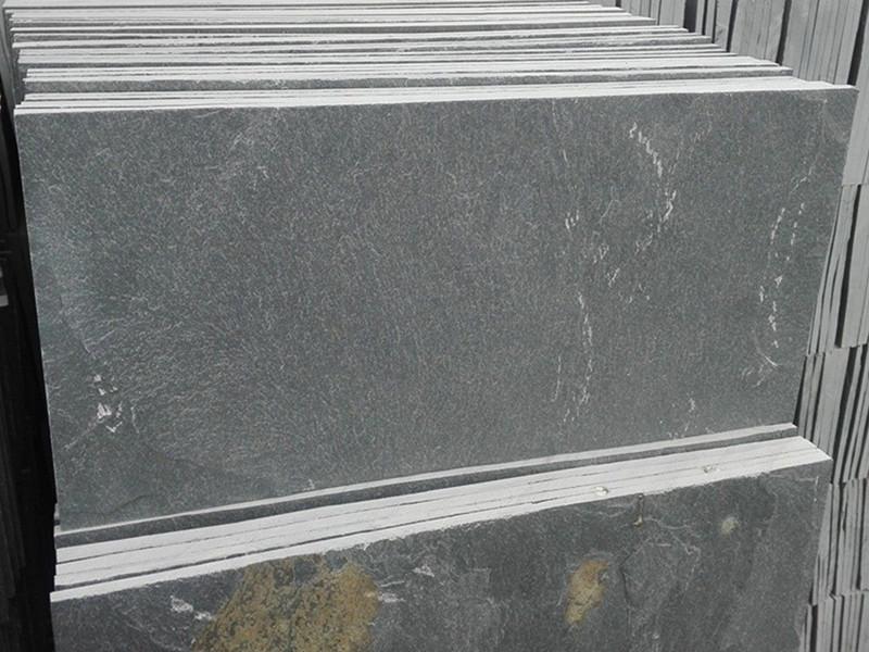 30X30自然面青石板