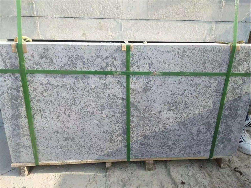 2.5公分火燒面青石板材