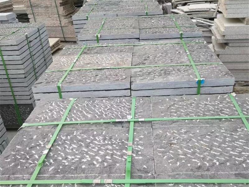 100厚菠蘿面青石板