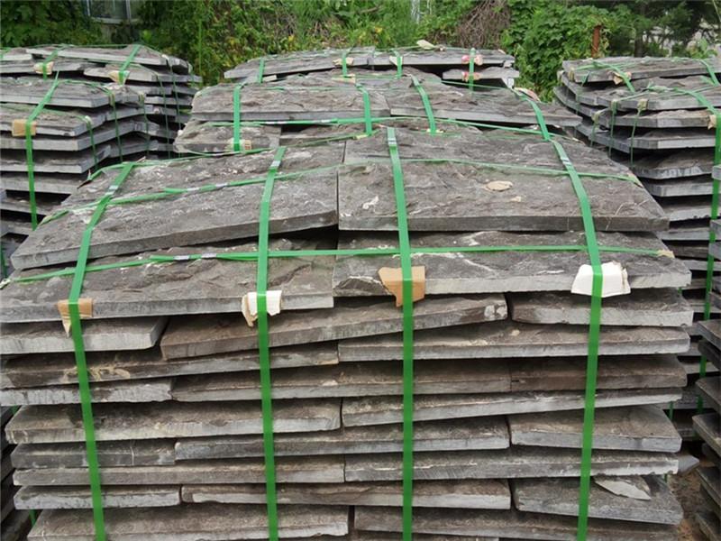 80厚青石板蘑菇石