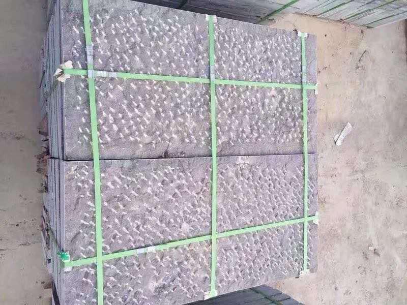30厚菠蘿面青石板