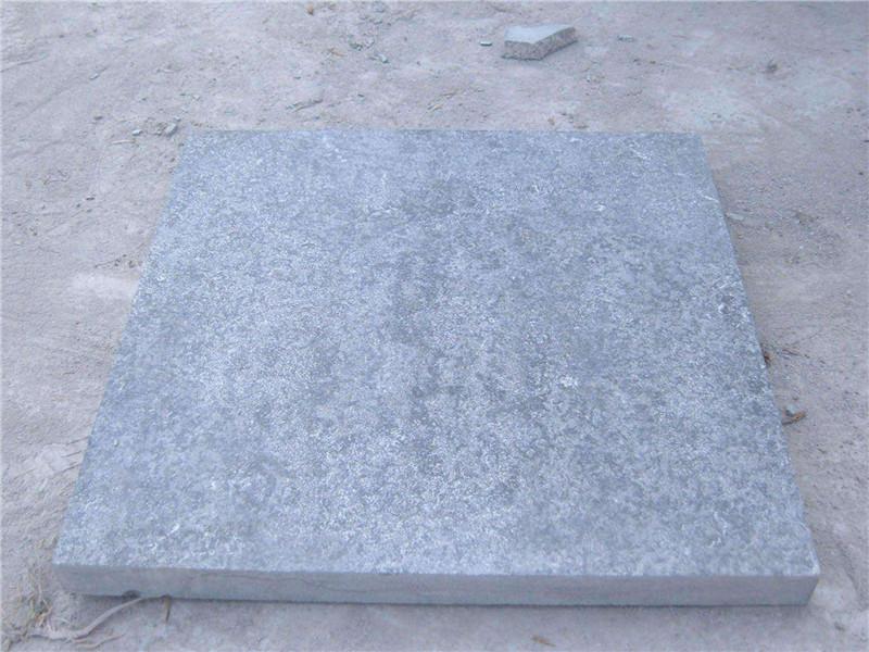 自然面青石板材