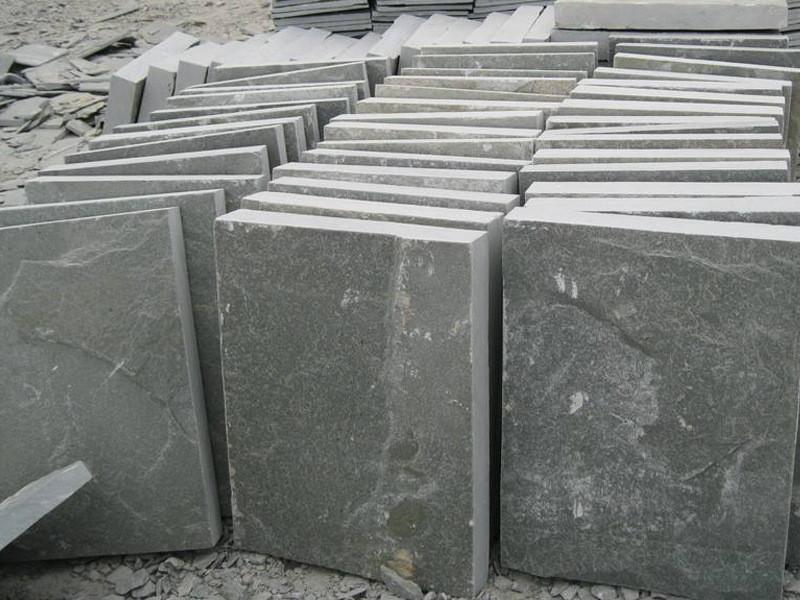 自然面石板
