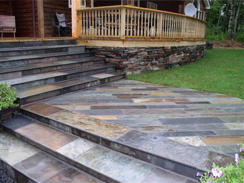 青石板石材的規格及價格-傅甲青石板