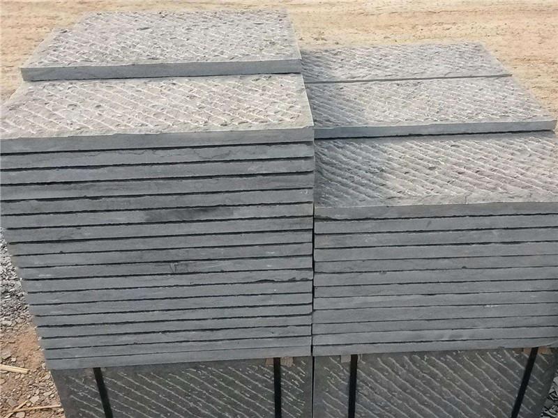 鑿面青石板石材