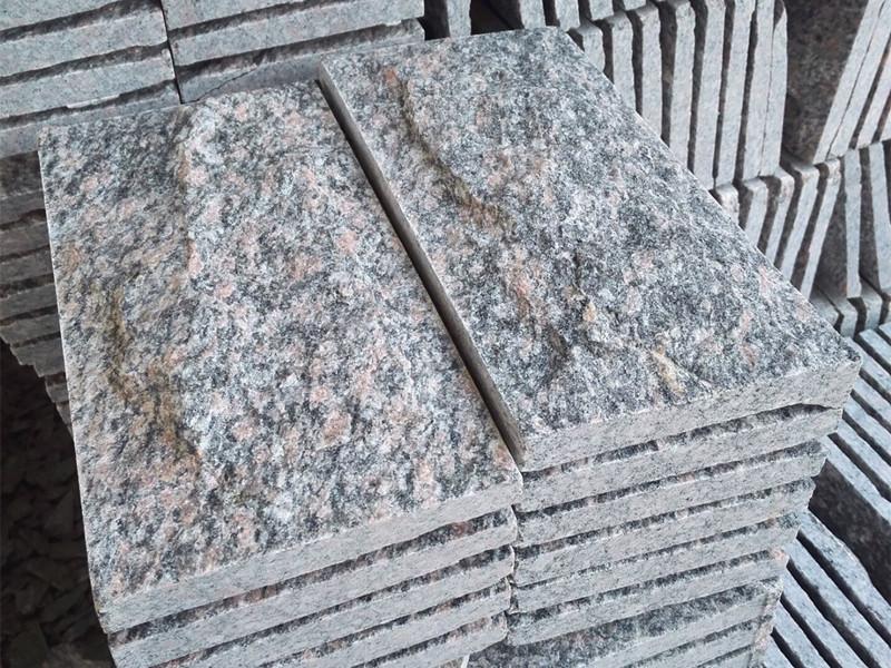 50x50x1cm青石板蘑菇石