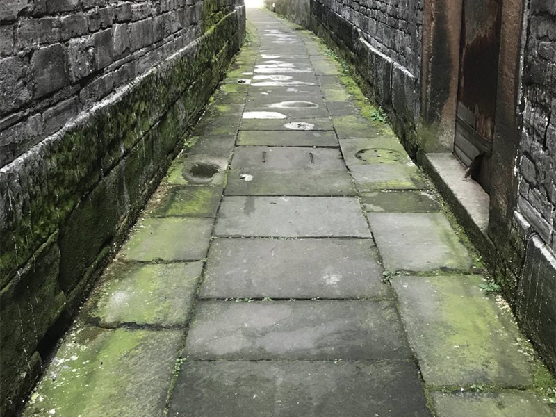 一踏青石板上雨生花…青石板路的獨特魅力