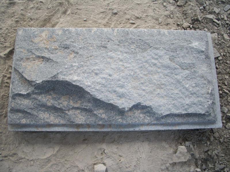 10公分青石板蘑菇石