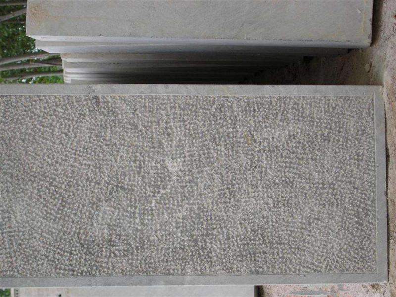 50厚青石板荔枝面